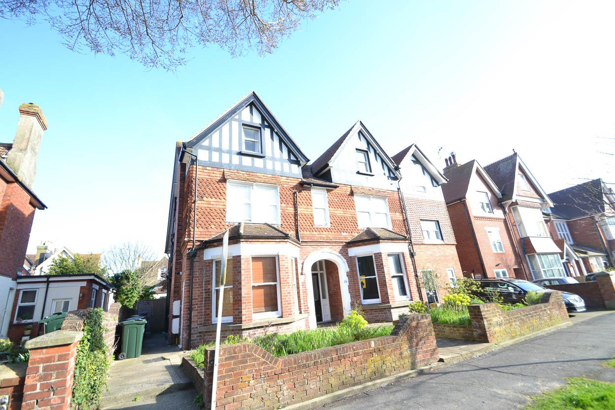 Flat for sale in Enys Road, Eastbourne